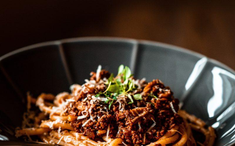 Boloňské špagety připravíte za půl hodiny.