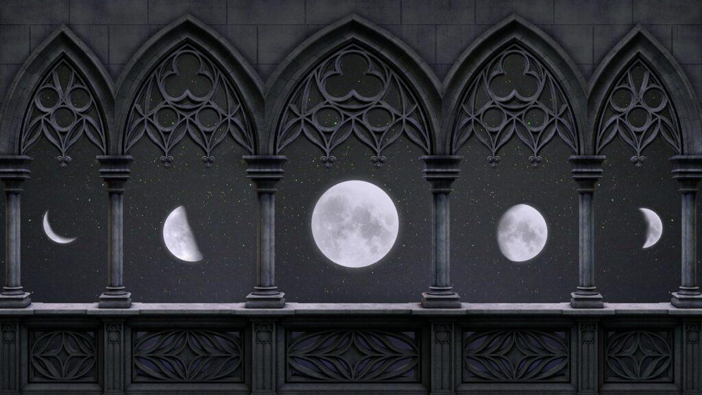 Měsíční fáze mají podle tradice vliv na to, co se chystáme konat. Fotka od Syaibatul Hamdi z Pixabay.