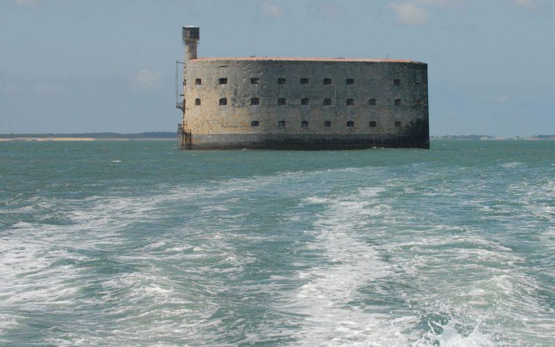 Pevnost Boyard má zajímavou historii
